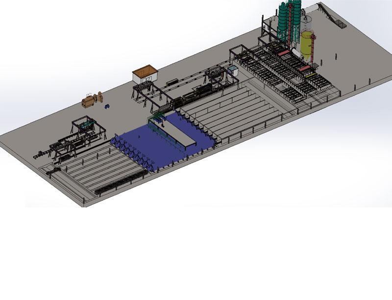 蒸壓加氣混凝土(ALC)裝備